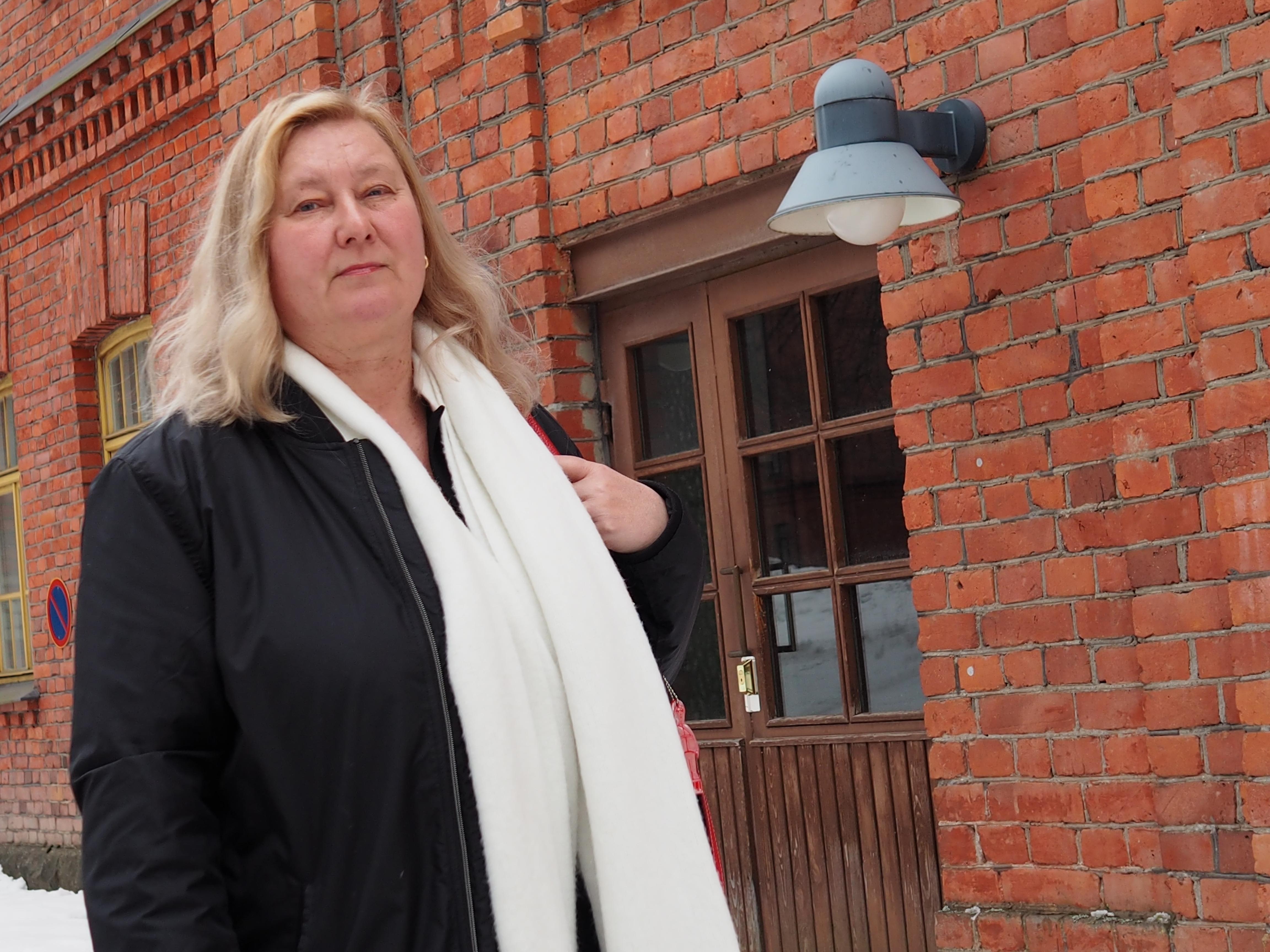Marjo Liukkonen